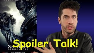 X-men: Apocalypse - SPOILER Talk