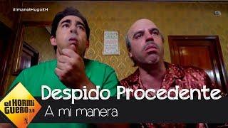 Ernesto Sevilla versiona la nueva película de Imanol Arias y Hugo Silva - El Hormiguero 3.0