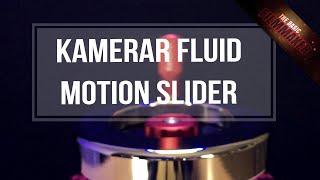 ✔ REVIEW - KAMERAR Fluid Motion Slider - Basic Filmmaker Ep 215