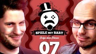 Spiele mit Bart mit Simon & Gregor #007   Project Scissors: NightCry