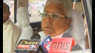 Bihar People Wise Enough Not To Fall In  BJP, JDU Trap - Lalu