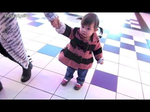 Julianna's First time at the theaters!!! - February 05, 2014 - itsJudysLife Vlog