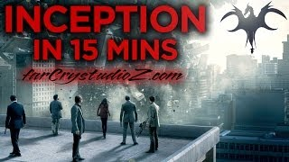 INCEPTION In 15 Minutes | FULL PLOT! [FCS-Z]