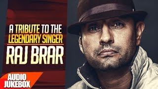A Tribute To Legendary | Audio Jukebox | Raj Brar | Speed Records