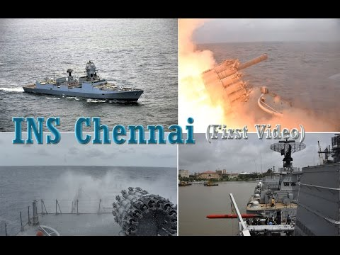 INS Chennai, Project 15A Ship, Is Ready To Be Commissioned  On 21 November: Watch First Video