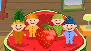 Fünf kleine Babys | Reime für Kinder | Kinder Lied | Baby Song | Kids Rhymes | Five Little Babies