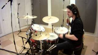 Styx- Together drum cover by Martin Plante