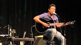 Nhyoo Bajracharya - Aadhi Baato Hinde Pachhi (Unplugged) - Together for Nepal Night