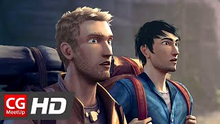 "**Award Winning** CGI 3D Animated Short Film ""Le Gouffre"" by Lightning Boy Studio 