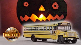 THE CREEPY SCHOOL BUS STORY - real or fake?