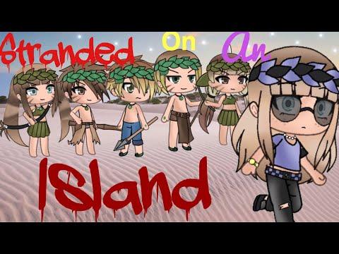 Stranded On An Island •Gacha Life Mini Movie• GLMM