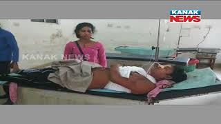 Co-Actor Attacks Jatra Couple In Hinjili