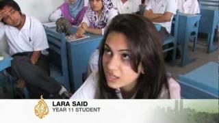 Ramifications of 9/11 on Pakistani school children