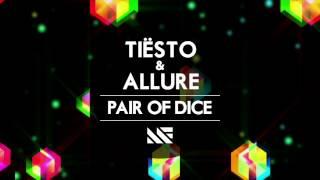 tisto  allure  pair of dice original mix