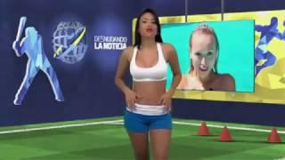 Lady Gets Naked on Live TV