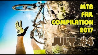 MTB fail compilation 2017 July #4