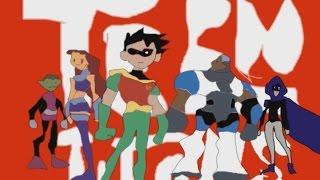 Homemade Intros: Teen Titans