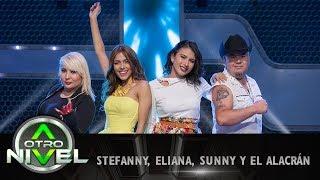 'Si te molesta' - Stefanny V., Elianna R., Sunny C. y Alacran - Fusiones   A otro Nivel
