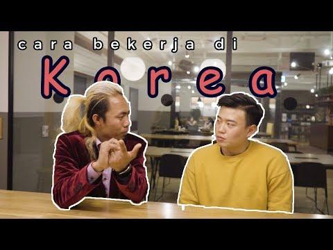 Cara dapat kerja di Korea