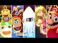 Mario Tennis Aces - All Character Special Shots (DLC Included - Diddy Kong, Blooper, Koopa Troopa)