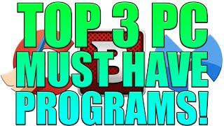 Top 3 Must Have Programs For Every PC User   CCleaner, Bitdefender, Malwarebytes