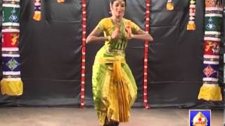 Jatiswaram Vasantha Roopakam Tanjore Quartette in Nritya Madhuri