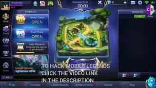 Cara danlod mobile legends hack 100% barhsil