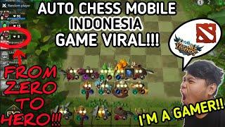GAME VIRAL!!! TIPS DAN TRIK BERMAIN AUTO CHESS MOBILE INDONESIA UNTUK PEMULA