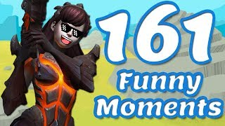 Heroes of the Storm: WP and Funny Moments #161