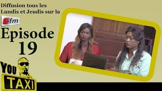 YouTaxi - Episode 19 - 18 Décembre 2017