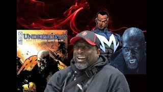 Kevin Grevioux the Man of Many Talents - Underworld Creator, Writer, Actor and More