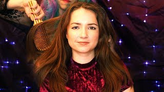 Instant Relaxation Hair Sounds – Hair Brushing, Head Scratching & ASMR Scalp Massage Sounds