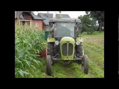 Silage kukurydza 2010 krone ursus c 328