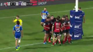 2017 Super Rugby Round 9: Crusaders v Stormers