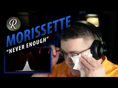 "Morissette Amon Reaction | ""Never Enough"""