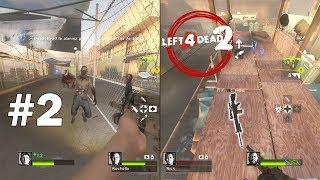 Left 4 Dead 2 - (The Parish Experto) mexirene y Farid Parte 2 - L4D2 Cooperativo Campaña