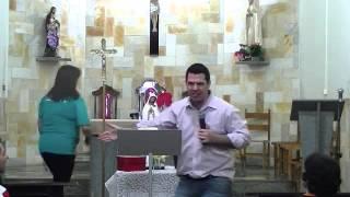 Grupo de Oração Nova Unção / Pregador Celito - 16/09/2014