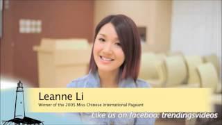Leanne Li Guest Speaker in Christian Chruch Hong Kong