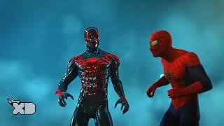 Ultimate Spider-Man: Web Warriors - Spider-Man 2099 - Official Disney XD UK HD