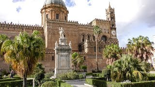 Best Views of the Amazing Churches of Palermo, Sicily, Italy