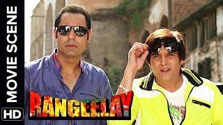Jimmy Sheirgill plays the bad boy | Rangeelay | Movie Scene