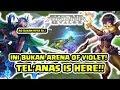 Download Video Lupakan VIOLET! Tel Anas Mari Hentikan Arena of Violet! - AOV Arena of Valor 3GP MP4 FLV