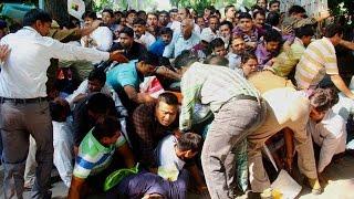 Jharkhand Stampede : 11 killed, 50 injured at Belabagan temple