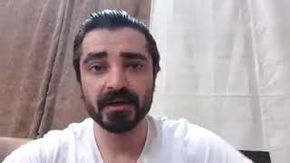 Hamza Ali Abbasi Message Regarding To Elections 2018