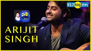 Arijit Singh Biograohy | BIG Radio Reel With Shaan