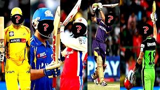 Top 5 Batsmen who score highest Runs in IPL!! Highest Runs makers in IPL_D Cricket