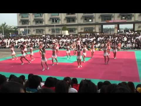 97年「慈惠盃」啦啦隊錦標賽-慈惠醫專啦啦隊示範表演