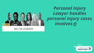 Best Personal Injury Attorney Dallas
