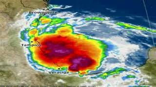 Tropical Storm Norma forms near Mexico
