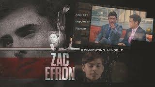 Zac Efron: Anxiety, insomnia and rehab - The Feed